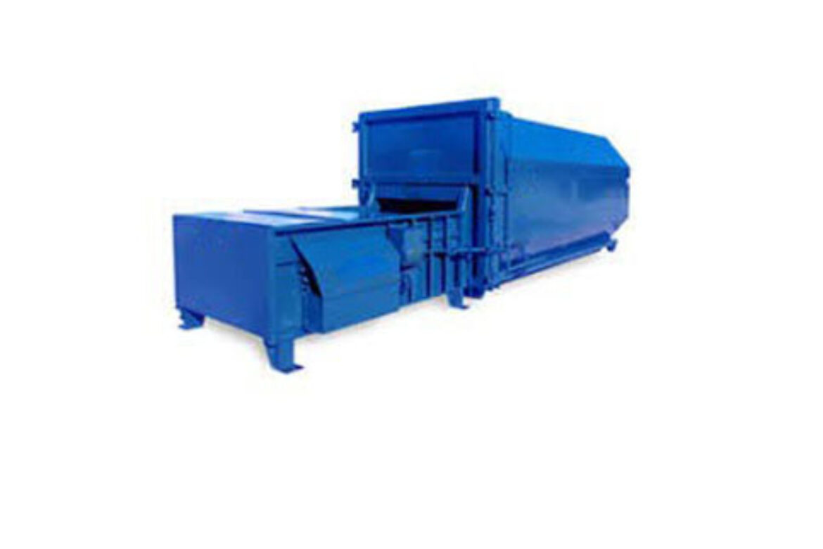 42 YARD ROLL OFF COMPACTOR BOX & SELF CONTAINER UNIT